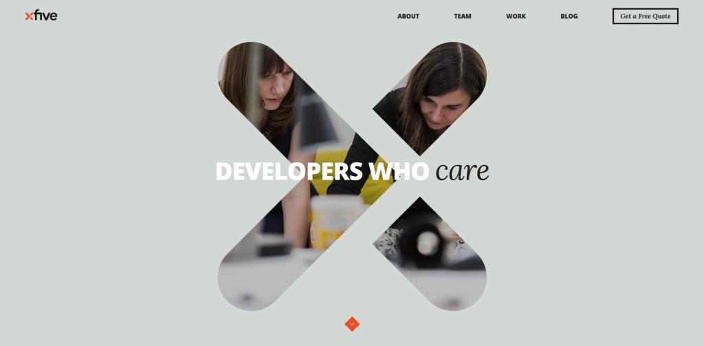 XHTMLized is rebranding to Xfive