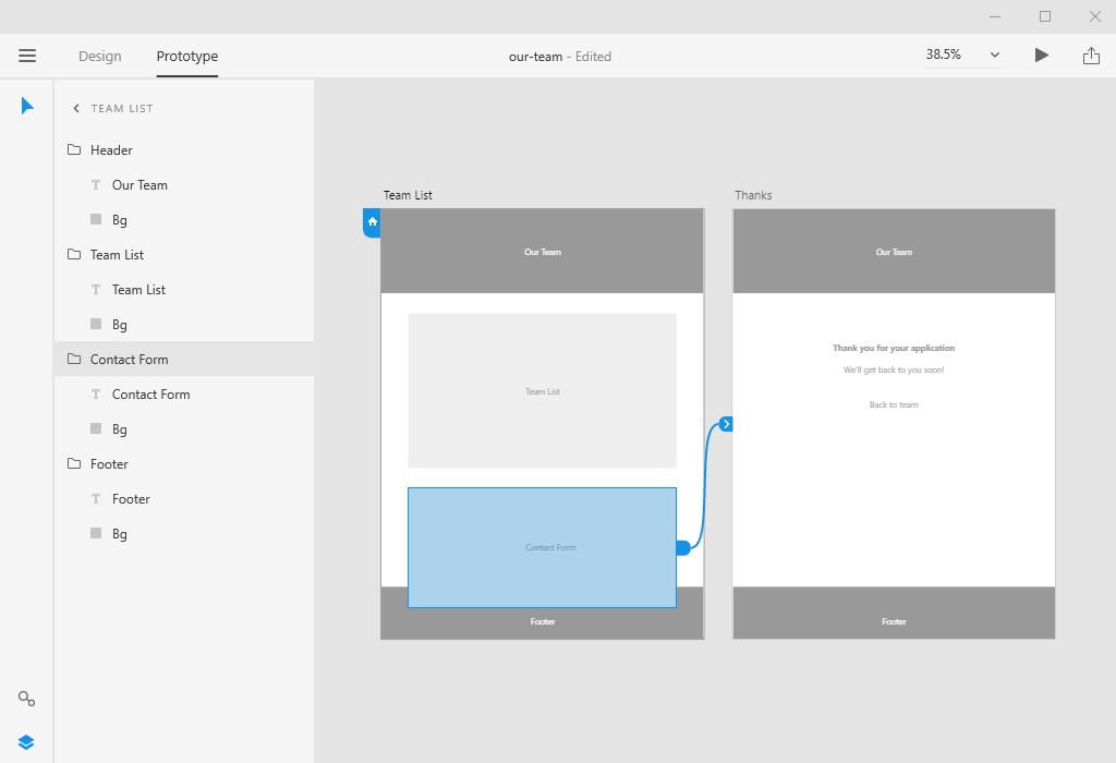 UI Design on Windows: Adobe XD, Figma, Affinity Designer - Xfive