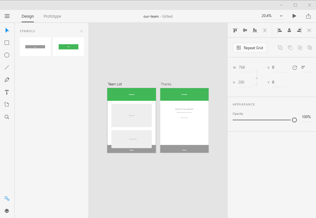 UI Design on Windows: Adobe XD, Figma, Affinity Designer - Xfive